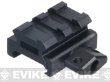 UTG 0.5 High 2-Slot Low-Profile Super Compact Riser Mount