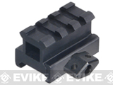 "UTG 0.83"" High 3-Slot Med-Profile Super Compact Riser Mount"