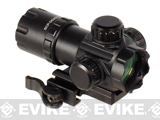UTG 3.9 ITA Red/Green Dot Sight with 2 QD Mounts and Flip-open Lens Caps