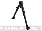 UTG Dragon Claw Clamp-on Bipod-Tactical/Sniper Profile Adjustable Height