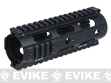 UTG PRO M4/16 Carbine Length Symmetrical Split Slim-Rail System - Black