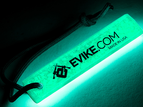 Evike.Com Infinity Stick Lifetime Reusable Glowstick (Style: Evike.com Airsoft / Blue)