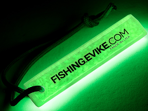 Evike.Com Infinity Stick Lifetime Reusable Glowstick (Style: Evike.com Fishing)
