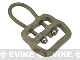 Blue Force Gear Molded Universal Wire Loop for 1 and Smaller Slings (Color: Tan)