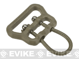 Blue Force Gear Molded Universal Wire Loop for 1.25 and Larger Slings (Color: Tan)