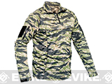 Valken Combat Tango Shirt (Color: Tiger Stripe / Large)