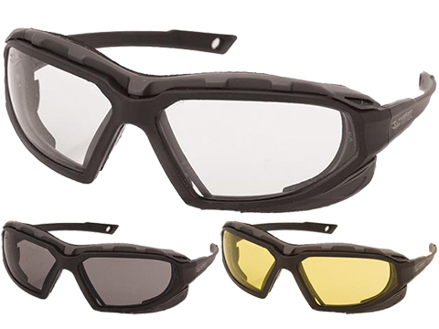 Valken ECHO Tactical Goggles (Color: Clear Lenses)