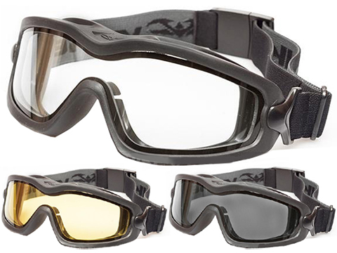 Valken Sierra Tactical Goggles (Color: Clear Lens)