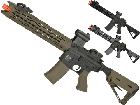 Battle Machine M4 TRG-L V2.0 Airsoft AEG Rifle by Valken