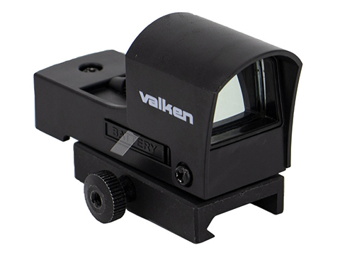 Valken Kilo Mini Reflex Red Dot Sight w/ Sight Hood