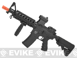 Battle Machine M4 CQB Airsoft AEG by Valken - Black