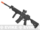 Battle Machine M4 TTC Airsoft AEG by Valken - Black