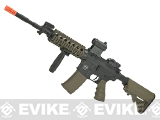 Battle Machine M4 TTC Airsoft AEG by Valken - Desert / Black