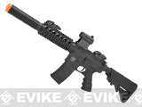 Battle Machine M4 SD Airsoft AEG by Valken - Black