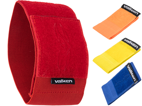 Valken V-TAC Player Team Armband w/ Large Patch Space