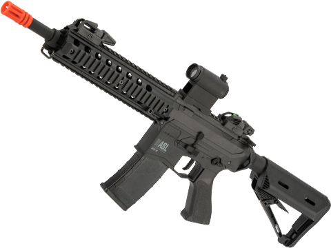 Valken ASL Series Polymer M4 Airsoft AEG (Model: MOD-M / Black)