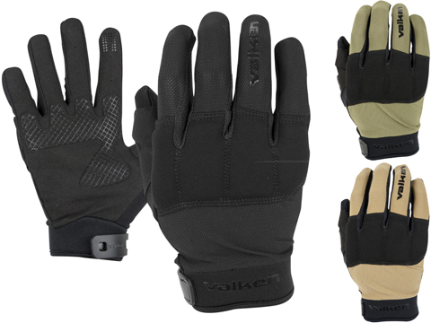 Kilo Tactical Lightweight Padded Gloves By Valken