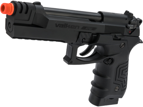 V Tactical AP92 CO2 Gas Blowback Airsoft Pistol w/ Hard Pistol Case by Valken (Color: Black)