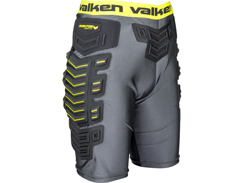 Valken Slide Shorts with Integrated Pads - Slide Agility (Size: Large/X-Large)