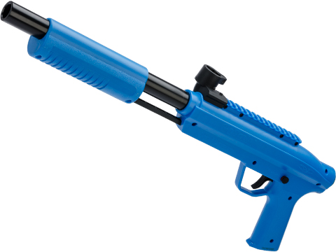 Valken GOTCHA Shotgun Paintball Marker (Color: Blue)