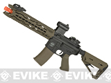 Battle Machine M4 TRG-M V2.0 Airsoft AEG Rifle by Valken (Color: Desert)