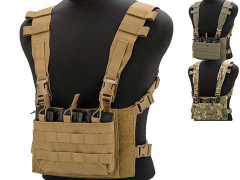 Mayflower by Velocity Systems ULTRAcomp 2 H-Harness Placard Chest Rig Adapter