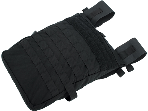 Velocity Systems Tactical Back Panel (Color: Black)