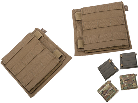 Velocity Systems Quarter Flaps for SCARAB LT / Light / LE Plate Carrier