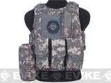 Avengers Military Style MOD-II Quick Release Body Armor Vest (Color: ACU)