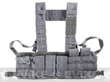 5.11 Tactical TacTec Chest Rig (Color: Storm Grey)