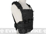 Pre-Order Estimated Arrival: 05/2013 --- Matrix MOLLE Ready Tactical Commando Chest Rig Vest - Black