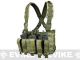 Condor Gen 5 Tactical MOLLE Recon Chest Rig - A-TACS FG