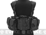Avengers MOLLE Tactical Assault Vest - Black