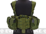 Avengers MOLLE Tactical Assault Vest - OD Green