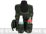 Matrix Tactical Systems Baby CIRAS Tactical Vest (Color: OD Green)