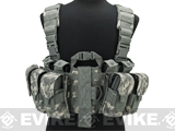 Matrix / Lancer Tactical High Speed M4/M16 Chest Rig - ACU