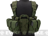 Matrix / Lancer Tactical High Speed M4/M16 Chest Rig - OD Green