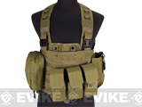Defcon Commando Chest Rig - Dark Earth