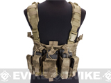 Condor Gen 5 Tactical MOLLE Recon Chest Rig - A-TACS
