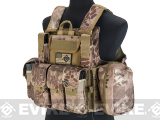 USMC Style C.I.R.A.S. Type Force Recon Tactical Vest (Color: Arid Serpent)