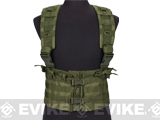 NcStar AR-15 M16 Type Chest Rig - OD Green
