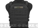 Mission Spec Essentials Only Carrier (EOC) Tactical High Speed Plate Carrier - Black
