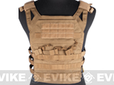 Avengers Compact Operator Airsoft High Speed Plate Carrier - Tan