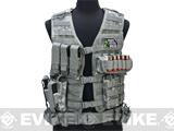 NcStar VISM Dead Ops Zombie Stryke Tactical Vest - ACU