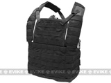 Condor Tactical MCR1 Modular Chest Rig (Color: Black)