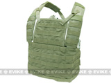 Condor Tactical MCR1 Modular Chest Rig (Color: OD Green)
