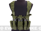 Pre-Order Estimated Arrival: 05/2013 --- Condor Gen 5 Tactical MOLLE Recon Chest Rig - OD Green