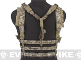 Matrix High Speed Vest w/ Zero Gravity QD Sling - Arid Camo