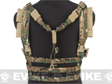 Matrix High Speed Vest w/ Zero Gravity QD Sling - Land Camo