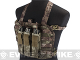 Matrix High Speed Operator Chest Rig w/ SMG Mag Pouch (Color: Arid Camo)